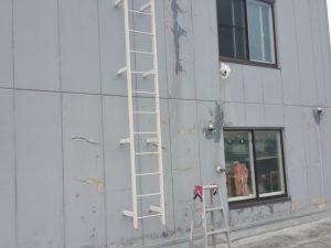リフォーム事例 外壁 Before